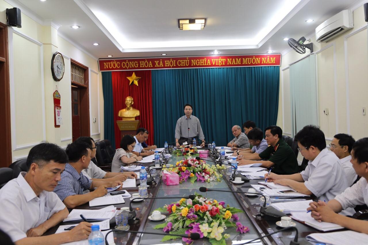 Huyện Ân Thi – Hưng Yên, phấn đấu về đích huyện nông thôn mới trước thềm Đại hội - Ảnh 1