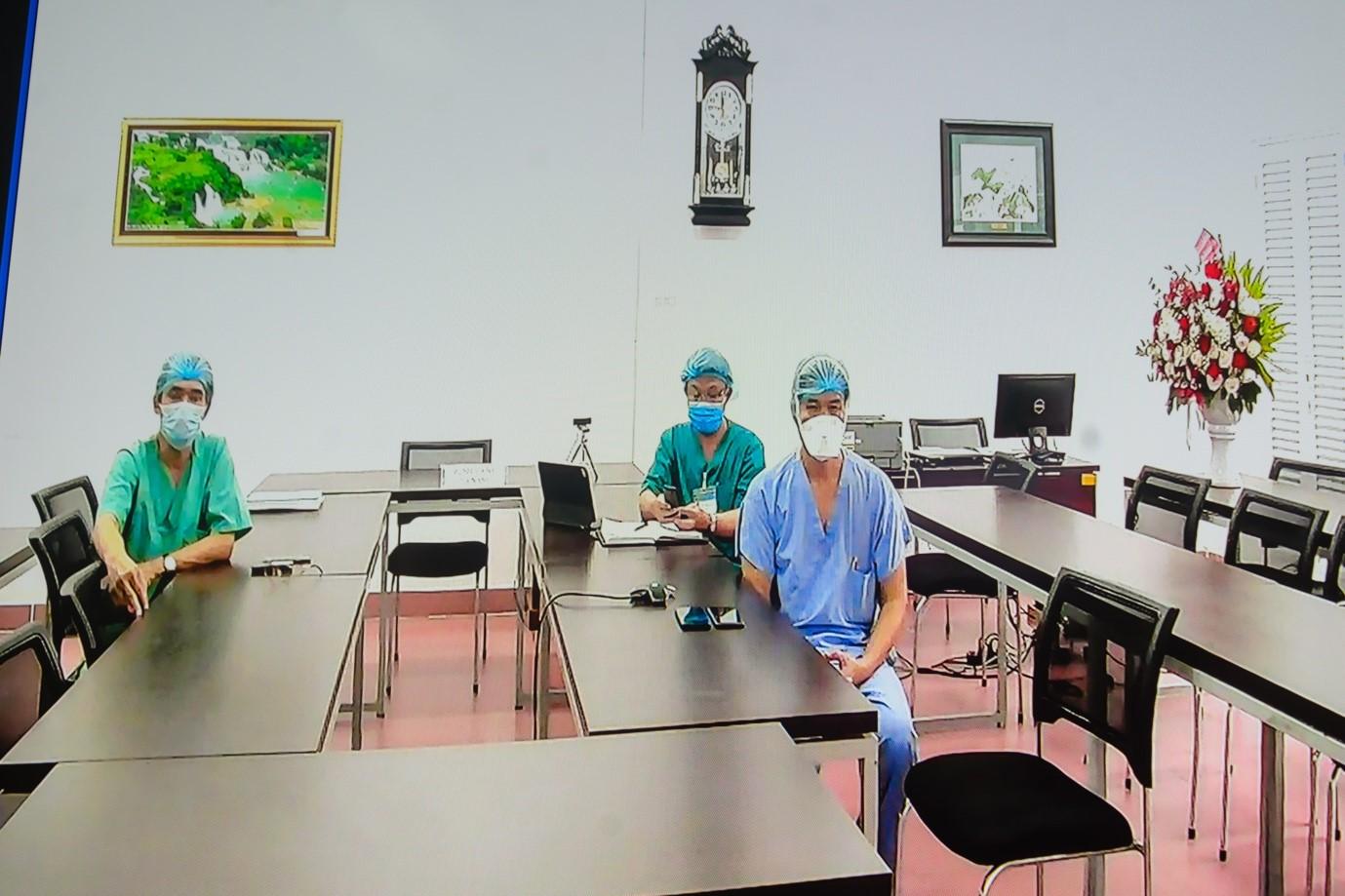 Ecopark đồng hành cùng đội ngũ y tế tuyến đầu chống Covid-19 tại Bệnh viện C Đà Nẵng - Ảnh 3