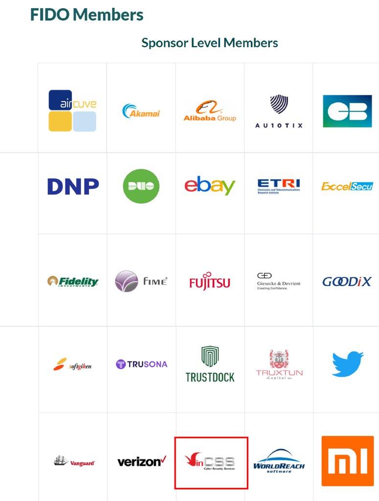 Vingroup gia nhập liên minh xác thực trực tuyến thế giới FIDO Alliance  - Ảnh 1