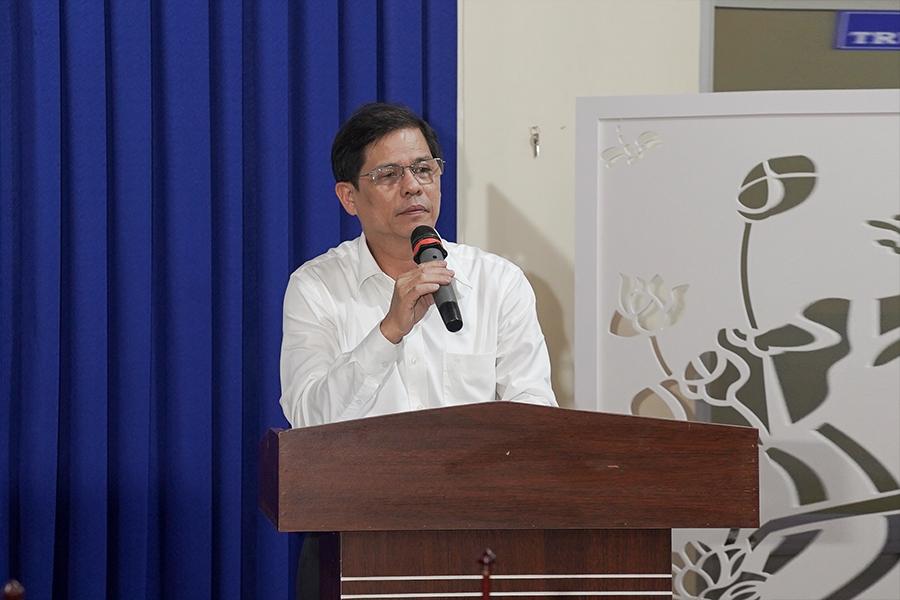 Tập đoàn Hưng Thịnh trao tặng hệ thống máy xét nghiệm tự động QIAsymphony cho Bệnh viện Đa khoa tỉnh Khánh Hòa  - Ảnh 2