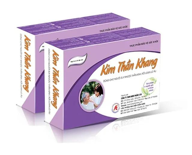 Kim Thần Khang giúp bạn rời xa suy nhược thần kinh - Ảnh 3