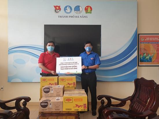 Nestlé hỗ trợ 700.000 sản phẩm giúp các tỉnh miền Trung chống dịch COVID-19  - Ảnh 1