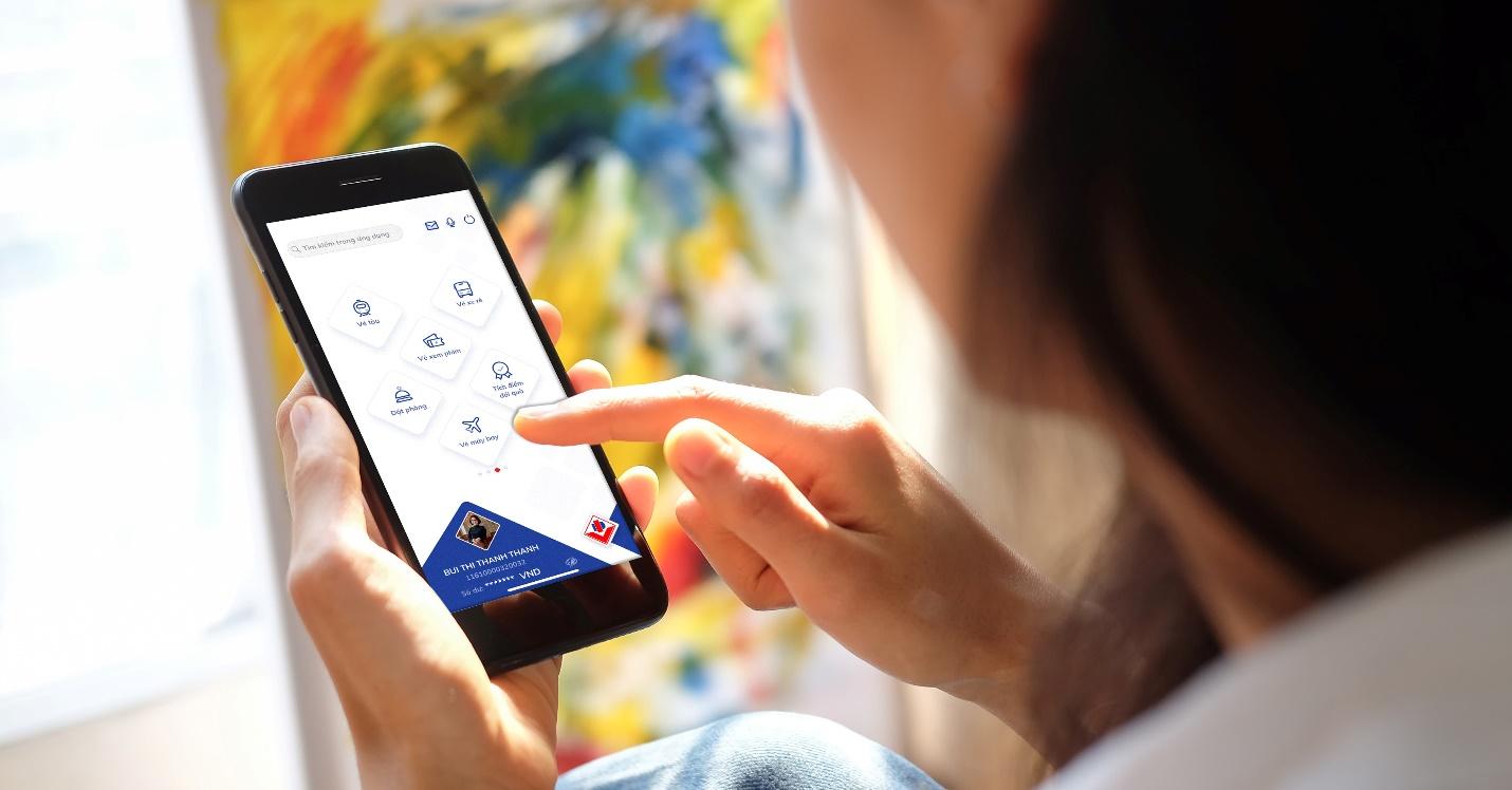 Ngân hàng Việt đầu tiên hỗ trợ giao dịch ngay trên ứng dụng chat - Ảnh 2