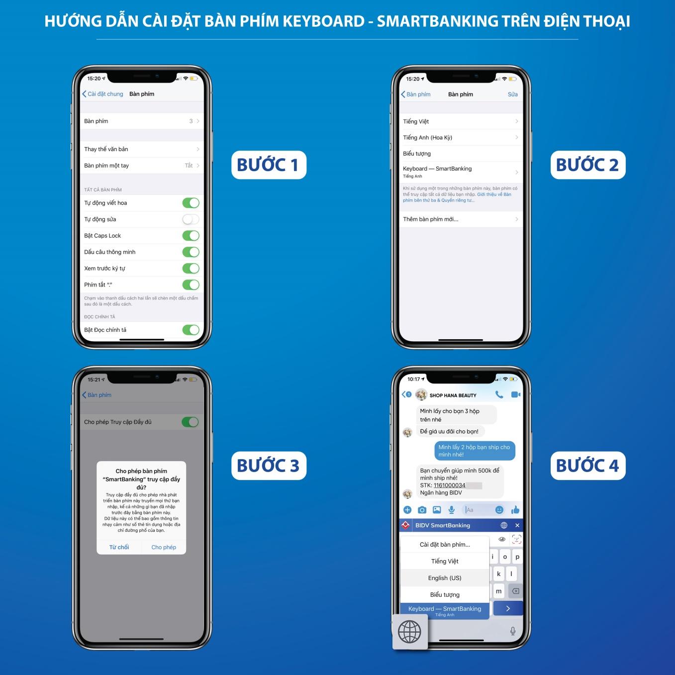 Ngân hàng Việt đầu tiên hỗ trợ giao dịch ngay trên ứng dụng chat - Ảnh 3