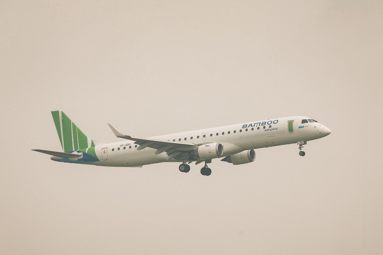 Bamboo Airways đón máy bay phản lực hiện đại Embraer E195, sẵn sàng bay thẳng Côn Đảo từ 29/9 - Ảnh 4