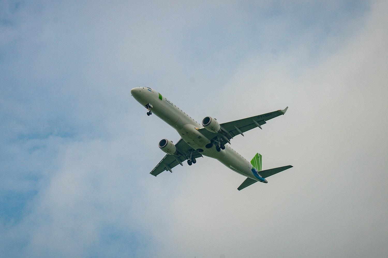 Bamboo Airways đón máy bay phản lực hiện đại Embraer E195, sẵn sàng bay thẳng Côn Đảo từ 29/9 - Ảnh 5