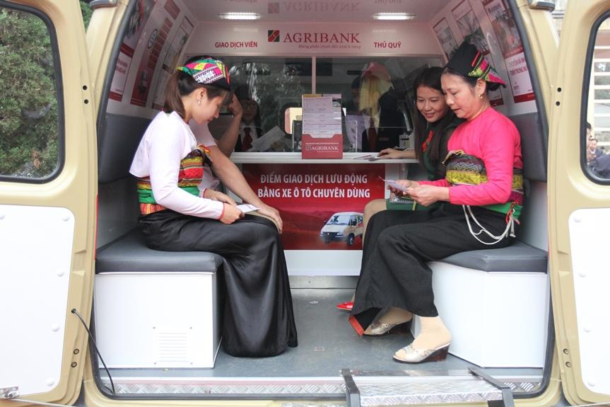 Agribank cùng ngành Ngân hàng hiện thực hóa Chiến lược tài chính toàn diện quốc gia - Ảnh 3