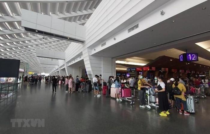 Dịch COVID 19: Đưa hơn 240 công dân Việt Nam từ Malaysia về nước - Ảnh 1