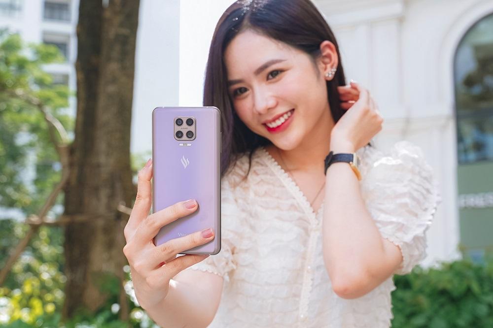 VinSmart ra mắt Aris Pro – Điện thoại camera ẩn đầu tiên tại Việt Nam - Ảnh 3
