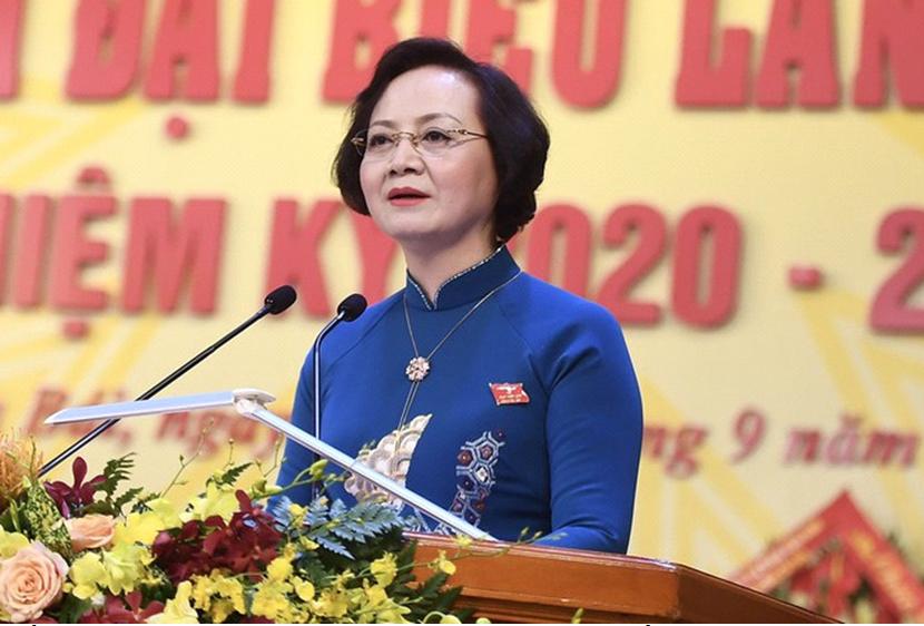 Đại hội Đảng bộ tỉnh Yên Bái khóa XIX, nhiệm kỳ 2020 - 2025 thành công tốt đẹp - Ảnh 2