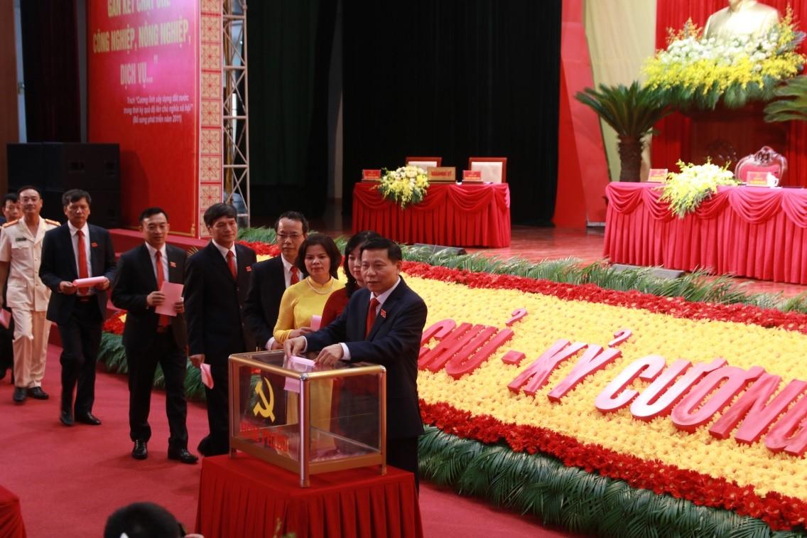 Đại hội đại biểu Đảng bộ tỉnh Bắc Ninh lần thứ XX phát huy sức mạnh đại đoàn kết toàn dân, đẩy mạnh đổi mới - Ảnh 2