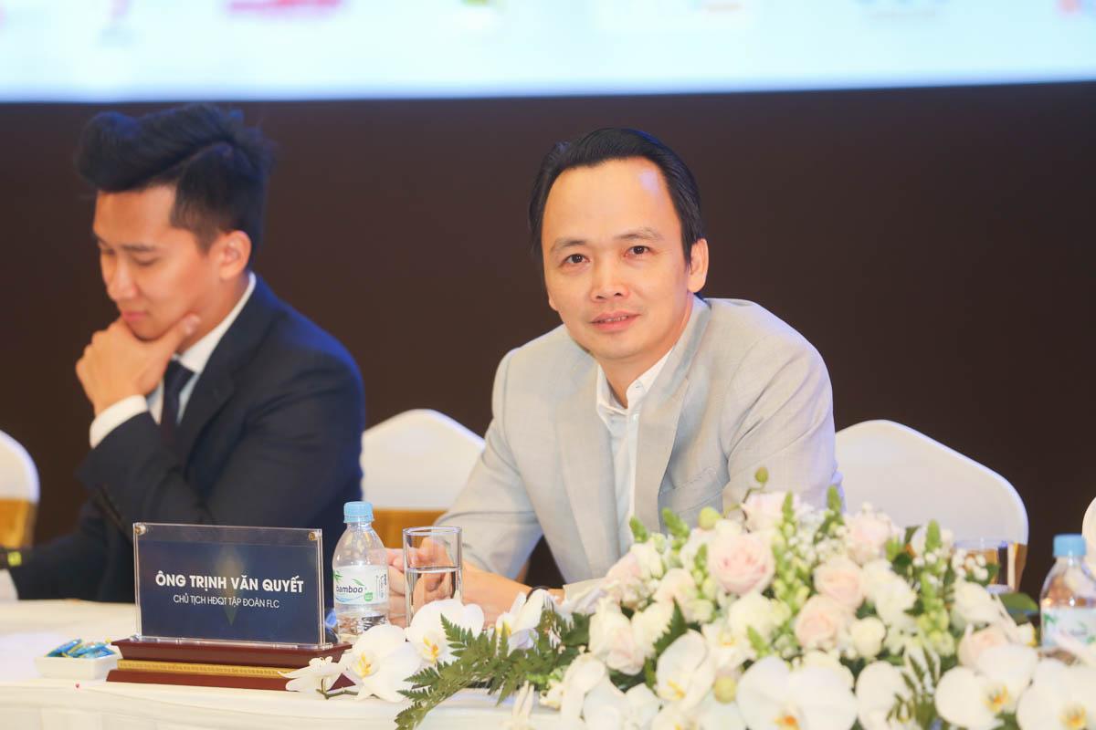 """Ông Trịnh Văn Quyết: """"FLC luôn muốn đầu tư lớn, lâu dài và định vị thị trường BĐS các địa phương""""  - Ảnh 1"""