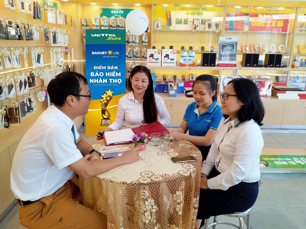 Bảo Việt Nhân thọ và Hệ thống siêu thị Viettel Storechính thức hợp tác triển khai phân phối bảo hiểm nhân thọ tại các điểm giao dịch - Ảnh 1