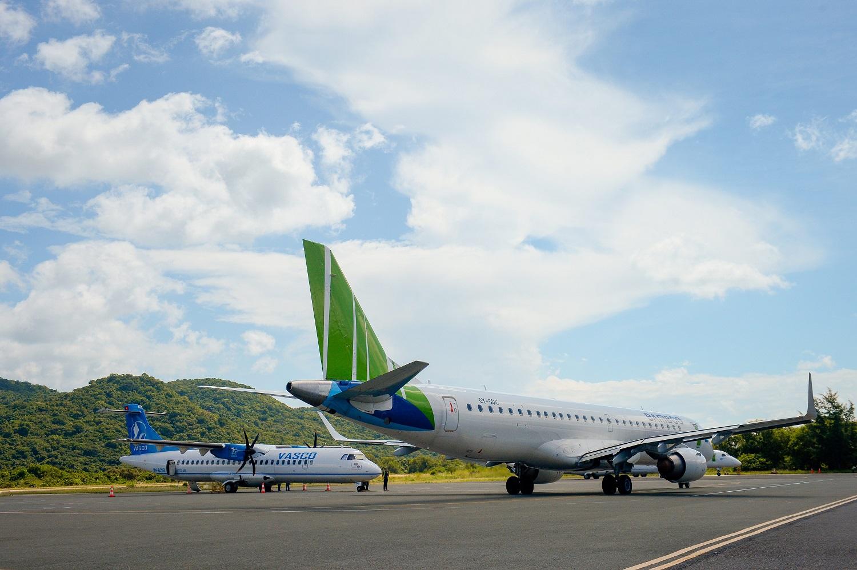 Cận cảnh trải nghiệm dịch vụ Thương gia lần đầu xuất hiện trên đường bay tới Côn Đảo - Ảnh 2