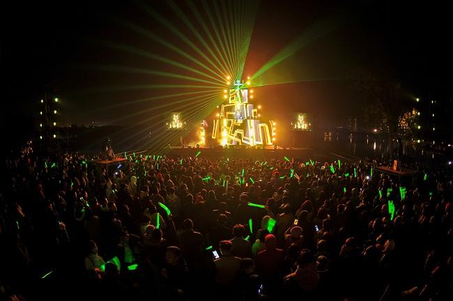 Gần 20 nghìn cư dân Ecopark mãn nhãn cùng đại tiệc countdown hoành tráng - Ảnh 5