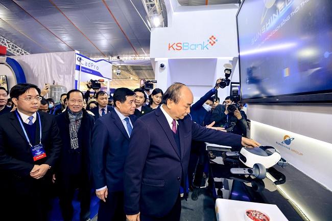 Công nghệ đột phá của Sunshine Group: Tâm điểm thu hút tại Triển lãm quốc tế Đổi mới sáng tạo Việt Nam 2021 - Ảnh 2