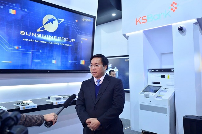 Công nghệ đột phá của Sunshine Group: Tâm điểm thu hút tại Triển lãm quốc tế Đổi mới sáng tạo Việt Nam 2021 - Ảnh 5