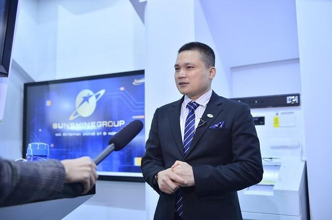 Công nghệ đột phá của Sunshine Group: Tâm điểm thu hút tại Triển lãm quốc tế Đổi mới sáng tạo Việt Nam 2021 - Ảnh 7
