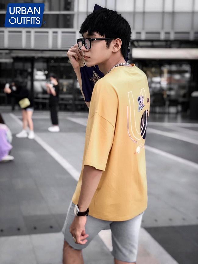 Thời trang dạo phố Tết xuân hè với những thiết kế Unisex mang đầy hơi thở tự do của URBAN OUTFITS - Ảnh 3