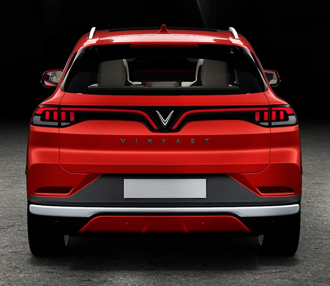 VinFast ra mắt 3 dòng ô tô điện tự lái- Khẳng định tầm nhìn trở thành hãng xe điện thông minh toàn cầu - Ảnh 6