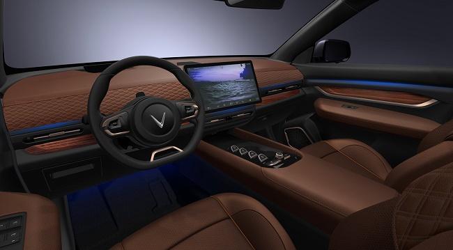 VinFast ra mắt 3 dòng ô tô điện tự lái- Khẳng định tầm nhìn trở thành hãng xe điện thông minh toàn cầu - Ảnh 9