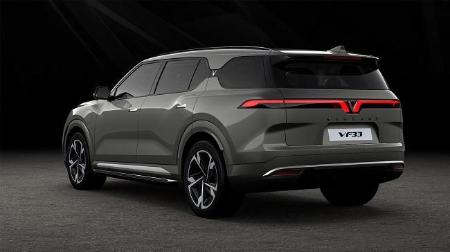 VinFast ra mắt 3 dòng ô tô điện tự lái- Khẳng định tầm nhìn trở thành hãng xe điện thông minh toàn cầu - Ảnh 12