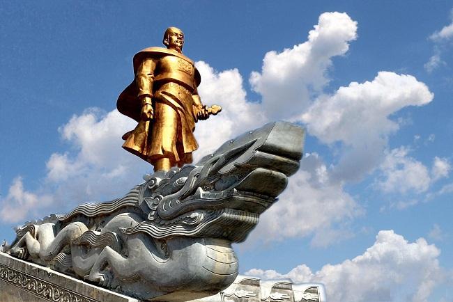 Quảng Ninh: Nhẹ nhàng tĩnh tâm, đầu năm đi lễ hội Đền Cửa Ông - Ảnh 6