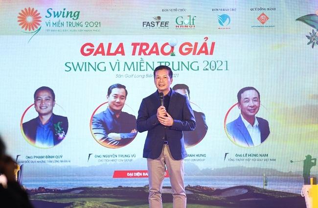 Gần 2 tỉ đồng quyên góp được trong đêm Gala Swing vì miền Trung 2021 - Ảnh 1
