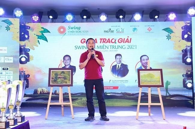 Gần 2 tỉ đồng quyên góp được trong đêm Gala Swing vì miền Trung 2021 - Ảnh 2