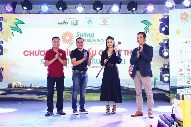 Gần 2 tỉ đồng quyên góp được trong đêm Gala Swing vì miền Trung 2021 - Ảnh 4