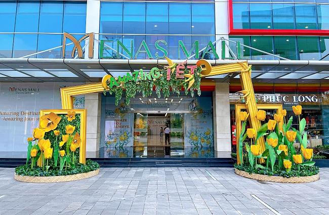Amazing Tết - Đón năm mới diệu kỳ tại Menas Mall Saigon Airport - Ảnh 4