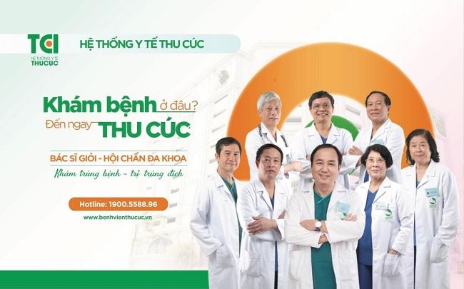 Bệnh viện Đa khoa Quốc tế Thu Cúc: Địa chỉ được đông đảo người bệnh tin chọn - Ảnh 1