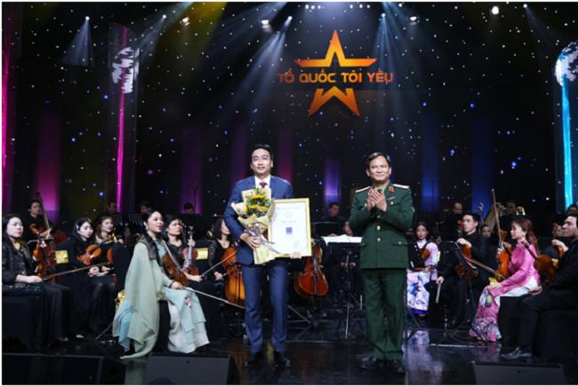 """Thưởng thức Live concert """"Tổ Quốc Tôi Yêu"""" cùng PVN-PV GAS - Ảnh 2"""