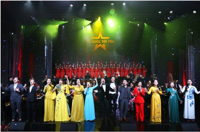 """Thưởng thức Live concert """"Tổ Quốc Tôi Yêu"""" cùng PVN-PV GAS - Ảnh 3"""