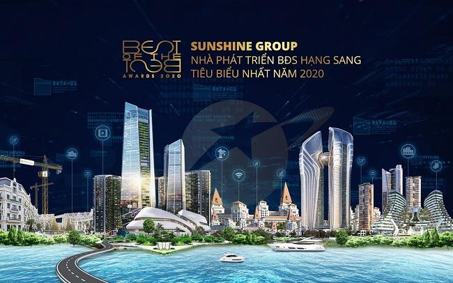 Sunshine Group – Nhà phát triển BĐS hạng sang tiêu biểu nhất năm 2020 - Ảnh 1