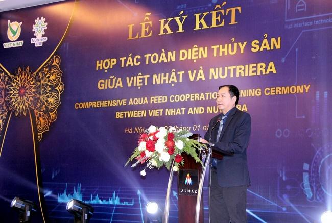 Công ty Cổ phần Công nghệ Dinh dưỡng Việt Nhật: Bước đột phá lớn trong lĩnh vực thủy sản - Ảnh 2
