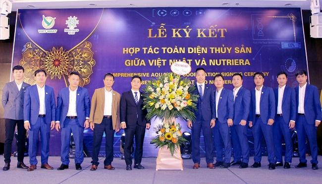 Công ty Cổ phần Công nghệ Dinh dưỡng Việt Nhật: Bước đột phá lớn trong lĩnh vực thủy sản - Ảnh 6