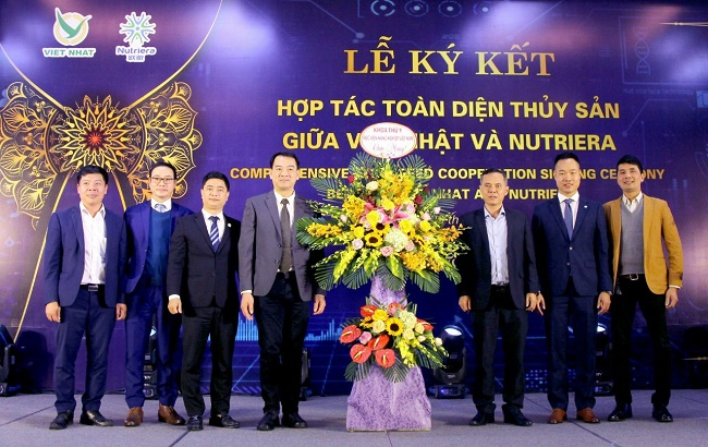 Công ty Cổ phần Công nghệ Dinh dưỡng Việt Nhật: Bước đột phá lớn trong lĩnh vực thủy sản - Ảnh 5