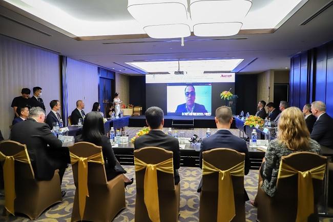 Cái bắt tay lịch sử giữa Marriott International & Masterise Homes:Xây dựng khu Branded Residence (Bất động sản hàng hiệu) lớn nhất thế giới tại Việt Nam - Ảnh 2