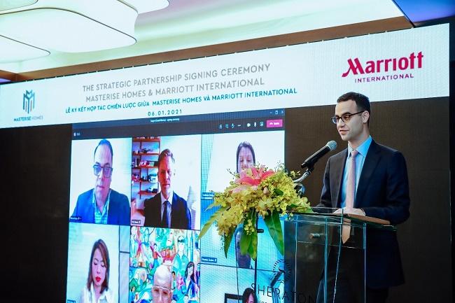 Cái bắt tay lịch sử giữa Marriott International & Masterise Homes:Xây dựng khu Branded Residence (Bất động sản hàng hiệu) lớn nhất thế giới tại Việt Nam - Ảnh 3