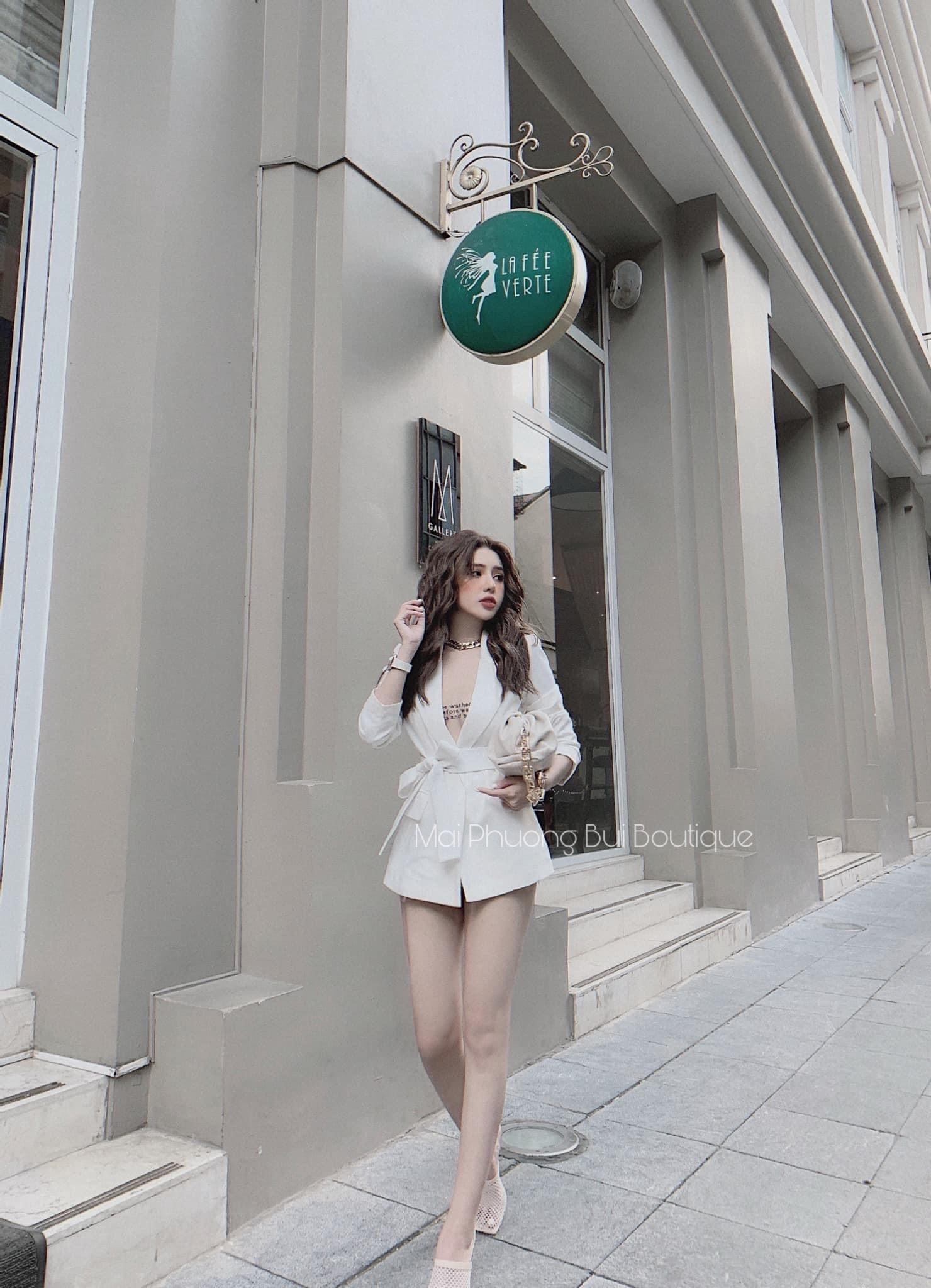 Mai Phương Bùi Boutique nổi bật trong  phong cách thời trang của giới trẻ - Ảnh 5