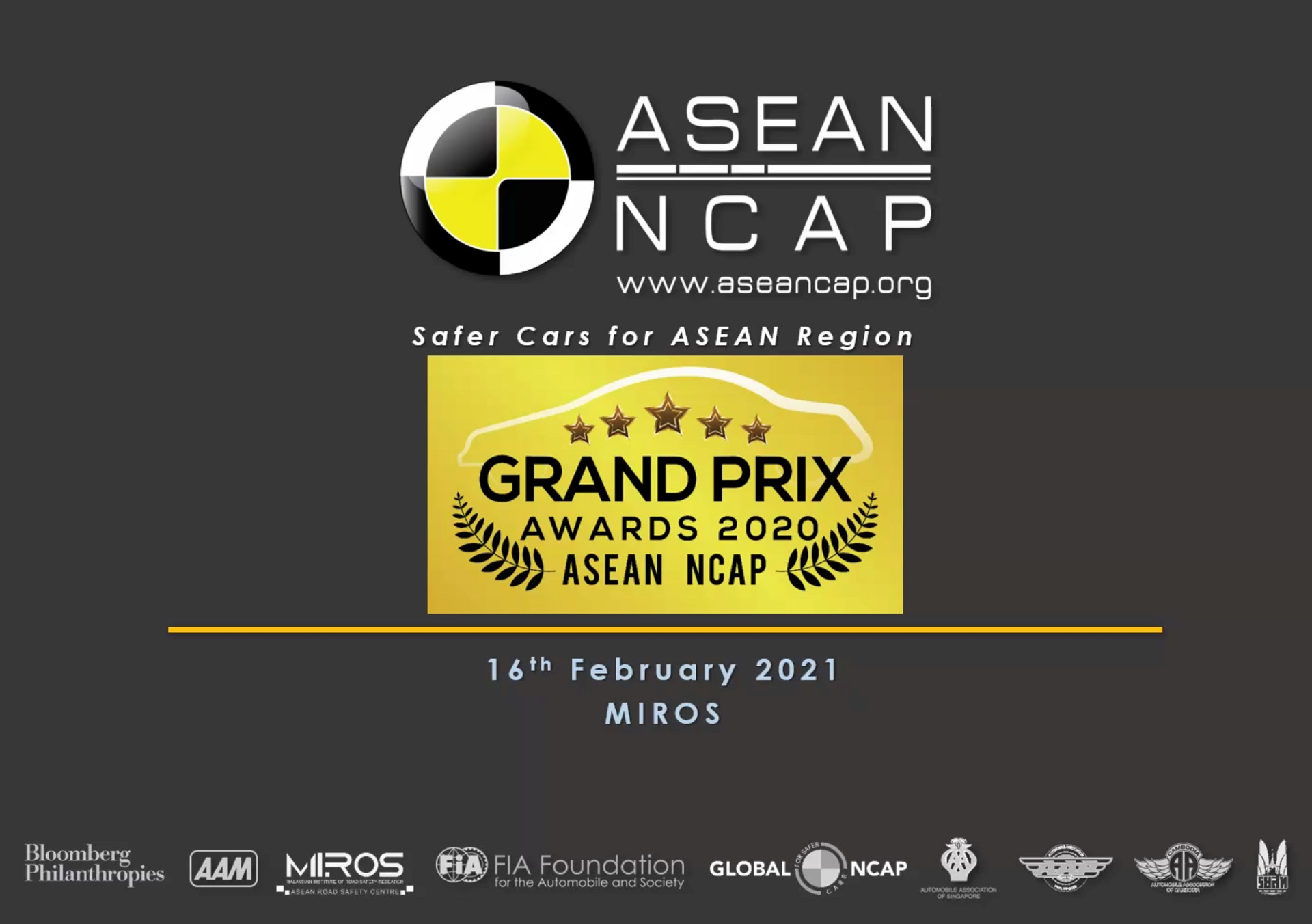 """VinFast đoạt giải """"hãng xe có cam kết cao về an toàn"""" ASEAN NCAP - Ảnh 1"""