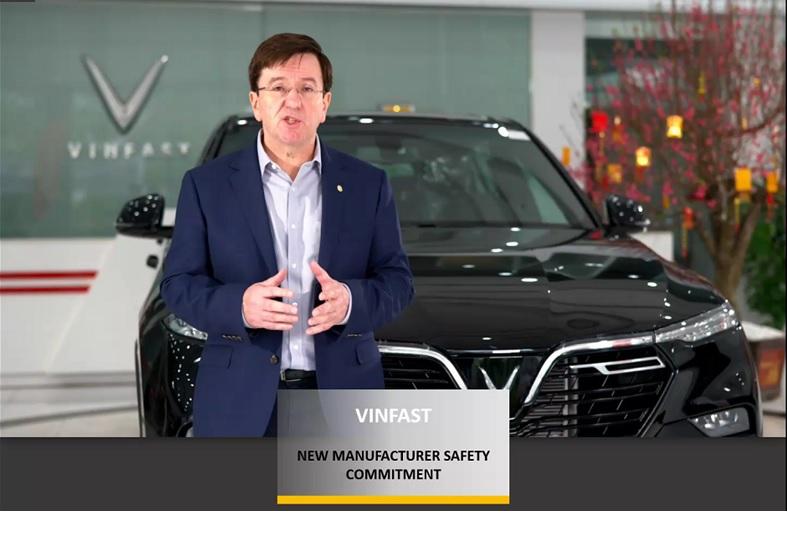 """VinFast đoạt giải """"hãng xe có cam kết cao về an toàn"""" ASEAN NCAP - Ảnh 3"""