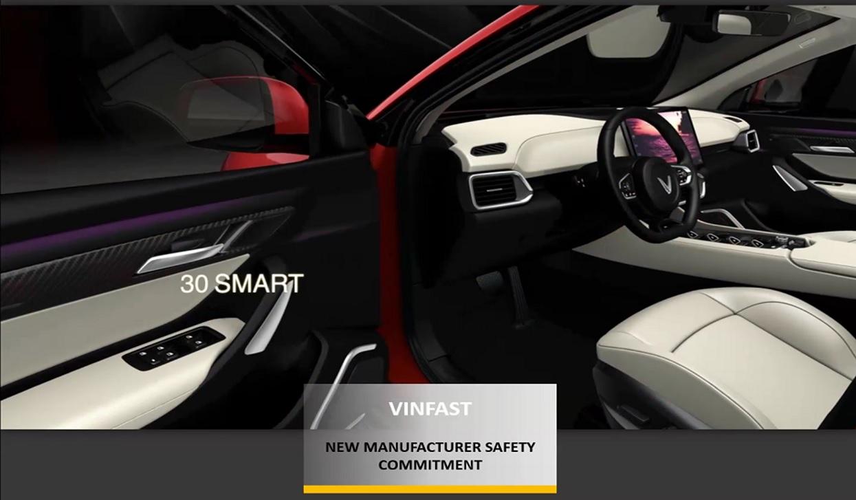 """VinFast đoạt giải """"hãng xe có cam kết cao về an toàn"""" ASEAN NCAP - Ảnh 4"""