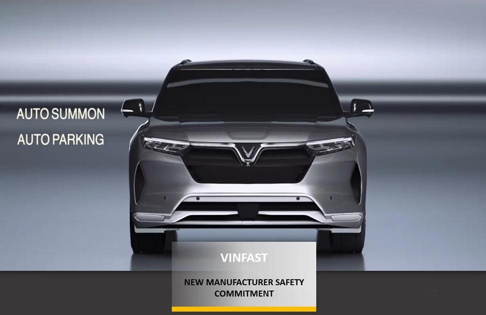 """VinFast đoạt giải """"hãng xe có cam kết cao về an toàn"""" ASEAN NCAP - Ảnh 5"""