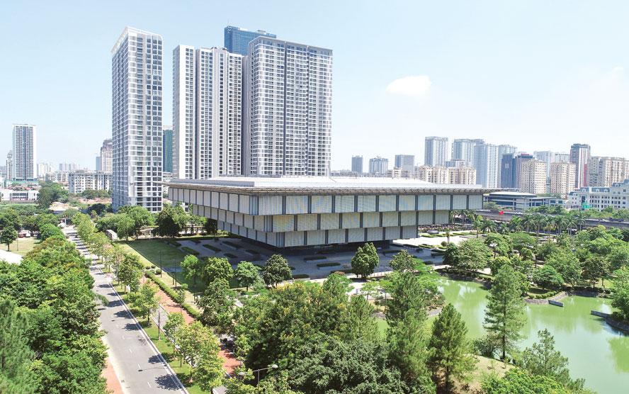 Bệnh viện Hồng Ngọc Mỹ Đình góp phần hoàn thiện mạng lưới y tế quận Nam Từ Liêm  - Ảnh 1