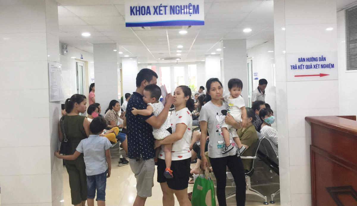 Bệnh viện Hồng Ngọc Mỹ Đình góp phần hoàn thiện mạng lưới y tế quận Nam Từ Liêm  - Ảnh 2
