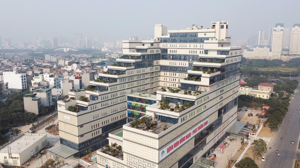 Bệnh viện Hồng Ngọc Mỹ Đình góp phần hoàn thiện mạng lưới y tế quận Nam Từ Liêm  - Ảnh 3