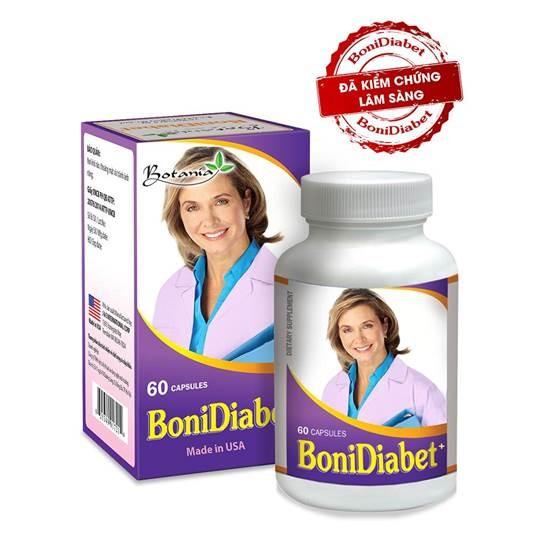 BoniDiabet – Bí quyết kiểm soát hiệu quả biến chứng bệnh tiểu đường - Ảnh 2