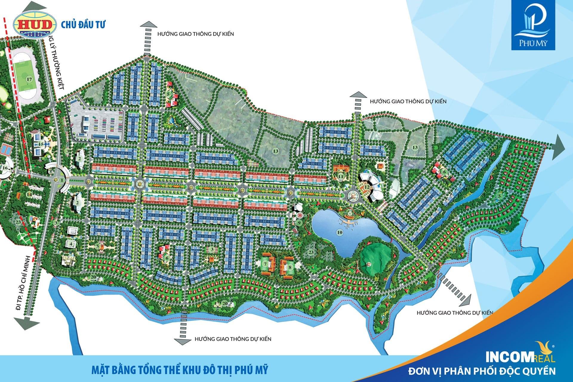 KĐT Phú Mỹ Quảng Ngãi - Luồng gió mới cho loại hình đô thị tại miền Trung - Ảnh 8
